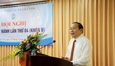 Ông Nguyễn Ngọc Bảo thay ông Võ Kim Cự làm Chủ tịch Liên minh HTX