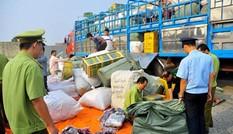 Hà Nội triển khai đợt cao điểm chống buôn lậu, gian lận thương mại