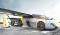 Ô tô bay sẽ được bán tại triển lãm siêu xe xa xỉ nhất hành tinh?