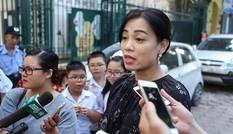 Vợ Xuân Bắc gây 'bão' khi phát ngôn ly hôn nếu chồng làm Giám đốc