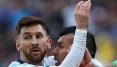 Messi từ chối nhận giải và tuyên bố sốc về Copa America 2019