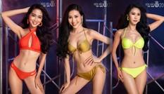 Ngắm những thí sinh có vòng eo nhỏ nhất Hoa hậu Việt Nam 2020 khoe dáng với bikini