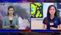 Showbiz 29/10: BTV thời tiết VTV chia sẻ 2 ngày 'trực chiến' bão số 9 với 30 lần lên sóng