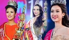 Đỗ Thị Hà mở ra một thập kỷ nhan sắc mới, nhìn lại vẻ đẹp của 5 Hoa hậu VN thập kỷ qua