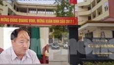Khởi tố bị can, bắt tạm giam Phó giám đốc Sở TN&MT tỉnh Lạng Sơn