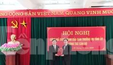 Tỉnh ủy Lạng Sơn bổ nhiệm Hiệu trưởng trường chính trị Hoàng Văn Thụ