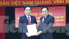 Bổ nhiệm nhiều lãnh đạo sở, ngành tỉnh Lạng Sơn