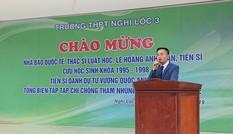 Trường THPT Nghi Lộc 3 nói gì về 'nhà báo quốc tế' Lê Hoàng Anh Tuấn?