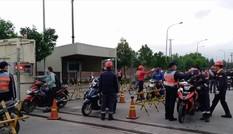 35 lao động Trung Quốc cách ly tại Hà Tĩnh trở lại làm việc