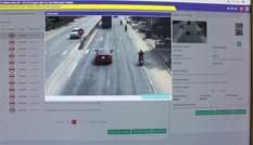 Nghệ An: Phát hiện gần 2.000 trường hợp vi phạm qua camera giao thông