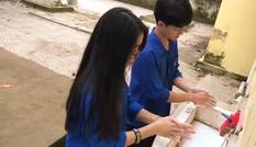 Học sinh Nghệ An nhảy 'Ghen Cô Vy' tuyên truyền phòng chống dịch