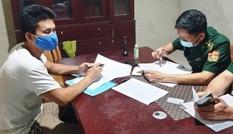 Tài xế mượn giấy tờ của người khác nhập cảnh về Việt Nam để trốn cách ly