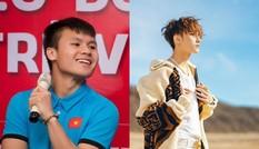 Quang Hải, Sơn Tùng M-TP được vinh danh tại lễ hội đếm ngược trên VTV