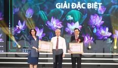 Toàn cảnh lễ trao giải tác phẩm học tập Chủ tịch Hồ Chí Minh