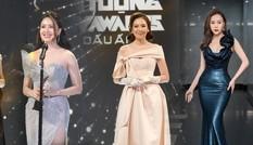 Hậu trường VTV Awards: Soi nhan sắc của BTV Mai Ngọc và dàn diễn viên lộng lẫy
