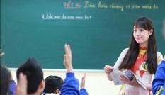Hà Nội 2.034 giáo viên hợp đồng sẽ được xét tuyển viên chức