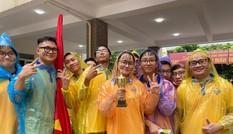 'Nhà leo núi' Lưu Đào Dũng Trí là học sinh giỏi, khiêm tốn