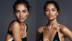 Dáng vóc gợi cảm không tì vết của nàng mẫu lai Shanina Shaik