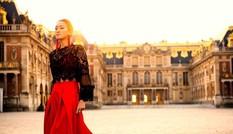 Minh tinh U60 Củng Lợi lộng lẫy ở cung điện Versailles