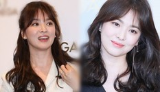 Gần 40 tuổi, Song Hye Kyo vẫn trẻ đẹp như búp bê