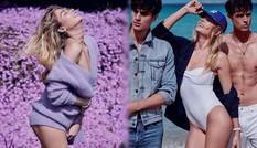 Sắc vóc gợi tình cuốn hút của siêu mẫu Úc Jessica Hart
