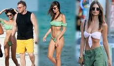 Mỹ nhân mặc bikini đẹp nhất liên tục khoe dáng gợi tình