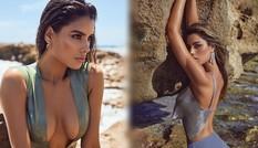 Hoa hậu Colombia Ariadna Gutiérrez quá đẹp với số đo vàng trên Maxim