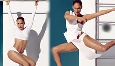 Jennifer Lopez 50 tuổi nóng bỏng ngỡ ngàng