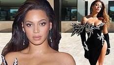 Beyonce diện váy bó xẻ cao tôn đường cong 'đồng hồ cát' bốc lửa