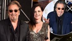 Tài tử phim 'Bố Già' Al Pacino bị bạn gái kém 39 tuổi chia tay