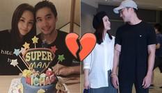 'Mỹ nhân lộ ảnh nóng' Chung Hân Đồng ly dị chồng kém 4 tuổi sau gần 2 năm kết hôn