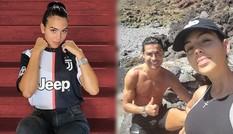 Bạn gái Ronaldo bán đấu giá áo có chữ ký CR7 ủng hộ chống dịch COVID-19