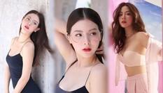 Mỹ nhân Thái phim 'Chiếc lá bay' sắc vóc gợi cảm không tì vết