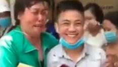 Chàng trai nhận 'mưa lời khen' vì trả lại tiền nhặt được ở bệnh viện Chợ Rẫy