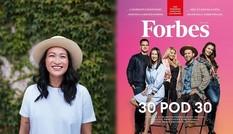 Cô gái gốc Việt lọt top Forbes Slovakia nhờ món phở quê hương