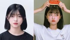 Nét đẹp trong sáng của 'hot girl ảnh thẻ' dân tộc Giáy