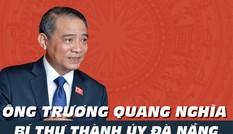 [ĐỒ HỌA] Chân dung Bí thư Thành ủy Đà Nẵng Trương Quang Nghĩa