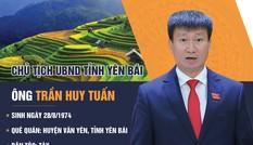 Chân dung Chủ tịch UBND tỉnh Yên Bái Trần Huy Tuấn