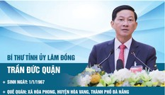 Chân dung Thạc sỹ Luật làm Bí thư Tỉnh ủy Lâm Đồng