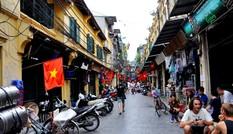 Khách du lịch đến Thủ đô tăng hơn 10% mỗi năm
