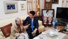 Ông Võ Văn Thưởng chúc mừng các nhà giáo nhân ngày 20.11
