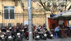 Chủ bãi xe 'chặt chém' khu Bệnh viện Việt Đức thừa nhận vi phạm