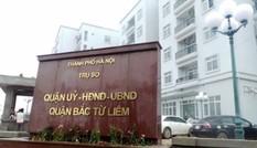 Sai phạm trong cấp sổ đỏ, hai Phó Chủ tịch quận Bắc Từ Liêm bị kiểm điểm