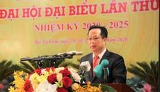 Ông Trần Thế Cương làm Bí thư Quận ủy Bắc Từ Liêm