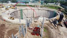Hà Nội thúc tiến độ Dự án xử lý nước thải Yên Xá hơn 16.000 tỷ đồng