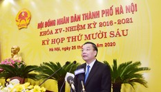 Tân Chủ tịch Hà Nội: Lắng nghe tiếng nói người dân và doanh nghiệp để đổi mới chỉ đạo