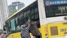 """Xe buýt hoạt động như """"xe dù"""" bị yêu cầu giải trình để xử lý"""