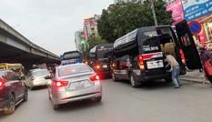 """Yêu cầu xác minh, xử lý """"bảo kê"""" xe khách tại Hà Nội"""