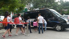Hà Nội rà soát xe đưa đón, vận chuyển học sinh  