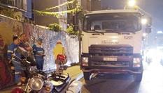 Hàng loạt xe chở rác gây ô nhiễm môi trường bị xử lý